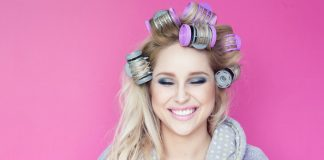 electric hair rollers